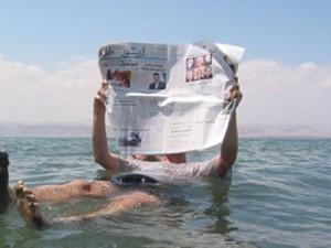 krant-lezen