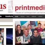 Printmedianieuws fuseert per 1 april met Graficus