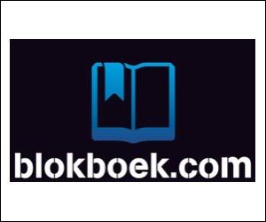 """""""blokboek"""""""