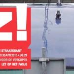 Straatkrant Z! van heatset naar coldset