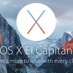 Apple OS X El Capitan presteert beter
