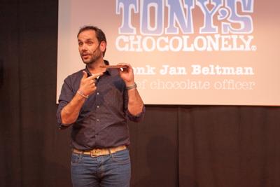 Henk Jan Beltman, Tony Chocolonely.