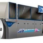 Wereldprimeur: digitale labelpers voor 3D spotlak