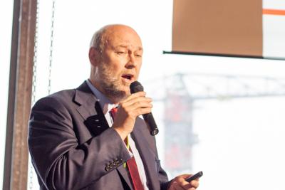 Mike Colling, directeur van MC&C.
