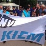 'Ga staken op 8 oktober', zegt FNV KIEM