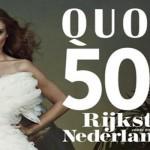 Joep de Jong blijft rijkste drukker in Quote 500