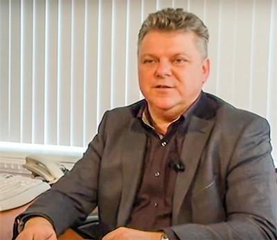 Hans Cleassens, Drukkerij Cleassens, WTCE-ondernemer van het jaar 2016.
