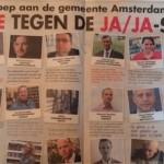 MKB-Nederland: NEE tegen 'JA-JA-sticker'