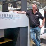 Grote Amerikaanse drukker naar Bergen op Zoom