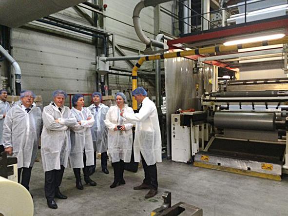 Nederlandse verpakkingsdrukkers in de for Plastic verpakkingen
