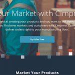 Eerste drukwerkwinkel voor Cimpress/Vistaprint