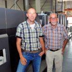 Innoveren bij Van de Ridder druk & print