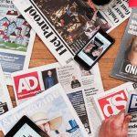 Virtual Reality bij Persgroep: einde papieren krant?