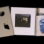 Surrealistisch mooie catalogus Art Libro Enschede