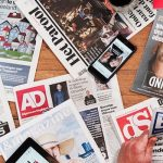 Goed rendement dagbladen: EBITDA 16.3 %