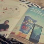 Serie Print-Online: SUN Kids print advertentie van Nivea