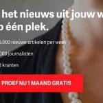 Persgroep CEO Van Thillo: balans print en digitaal