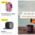 Drukwerkdeal stapt in markt promotionele artikelen