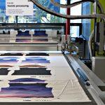 Printmateriaal bewerken in Zünd Experience Days