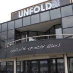 Unfold 'offline' succesvol in groot formaat