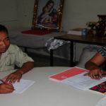 Grafische vrijwilligers in ontwikkelingslanden (2)