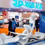 Maasdijk beleeft kickoff Benelux' grootste 3D-printer