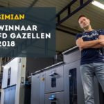 FD Gazellen Award voor Simian