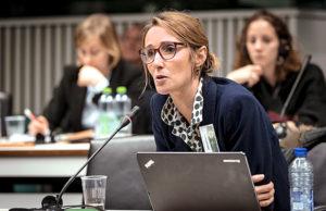 Virginia Janssens, MD Europen