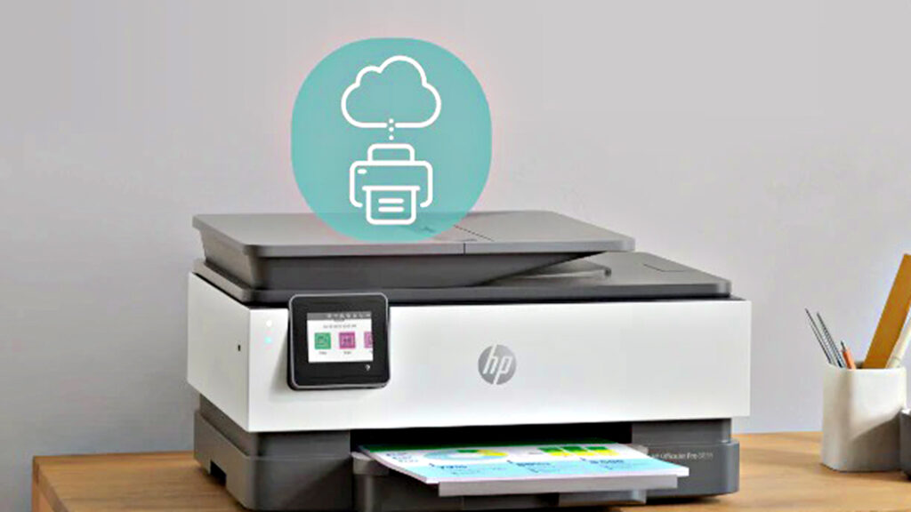 Cloudverbonden HP+ all-in-one printers